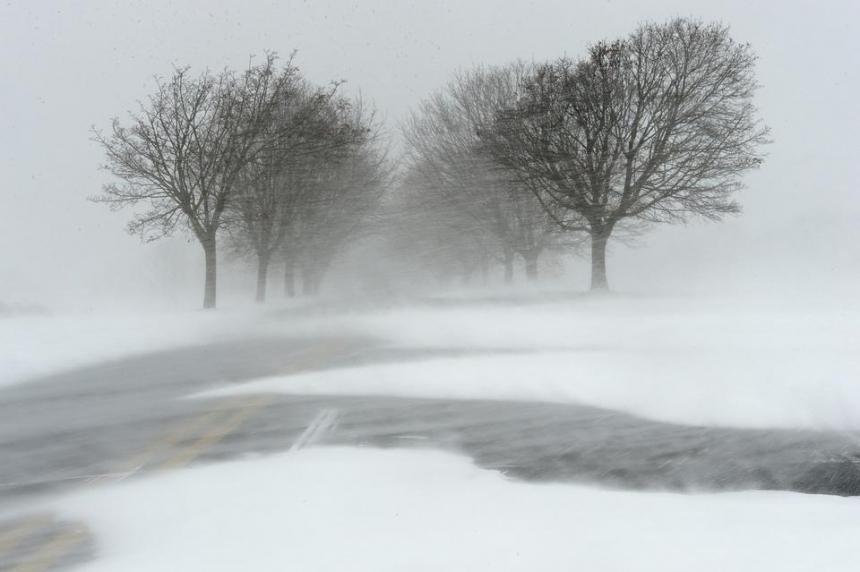 В Брянской области желтый уровень опасности продлили до 15 марта