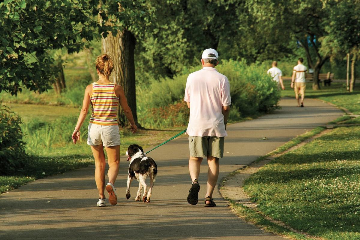 Брянцы после отмены самоизоляции массово отправились в парки
