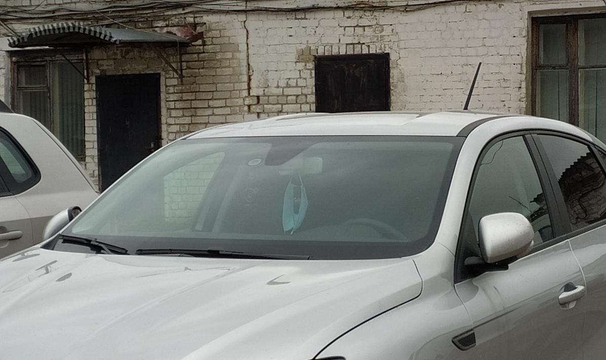 Брянский блоггер Виткевич заметил новую моду у автомобилистов