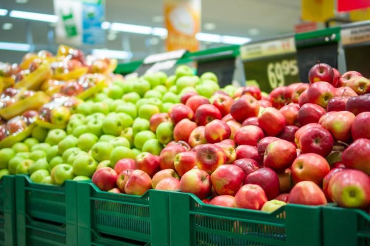 В Брянской области уничтожили около 12 тонн яблок