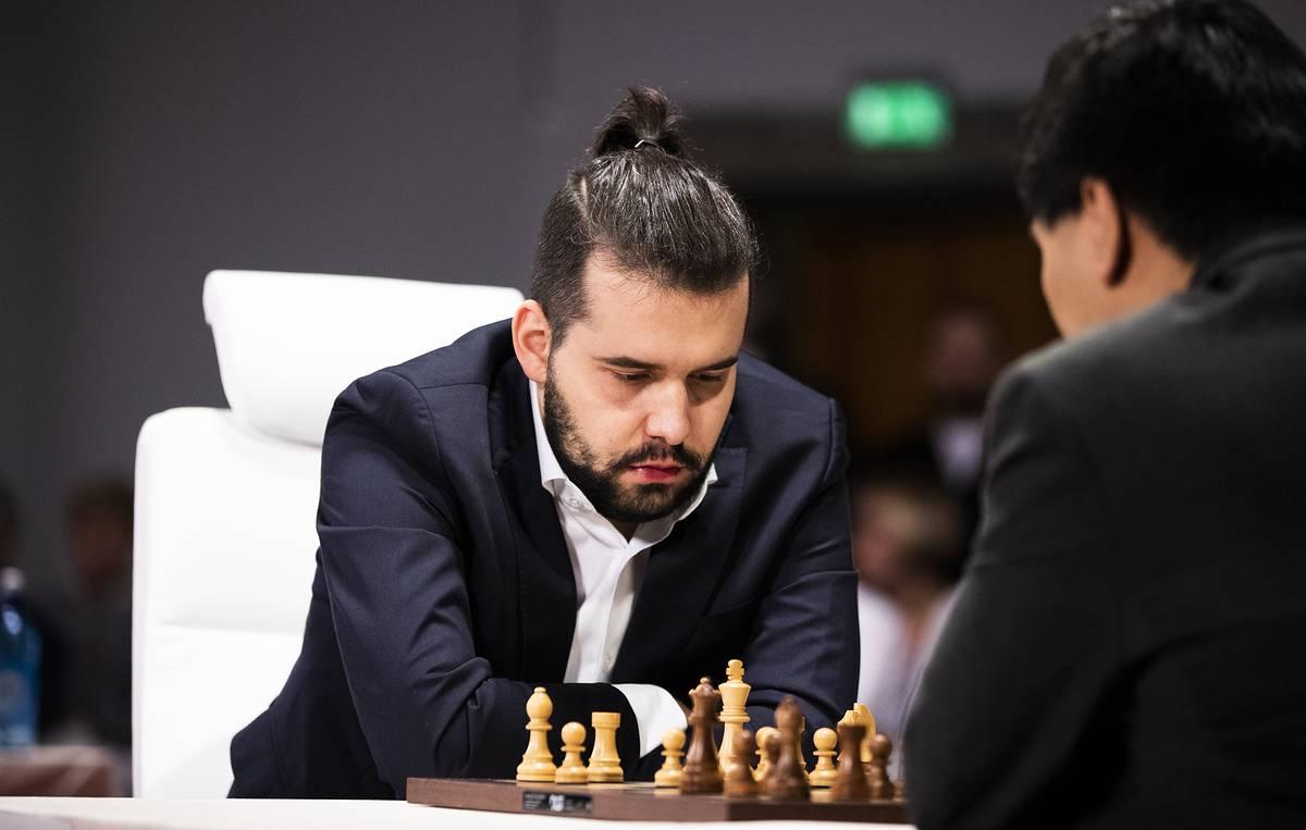 Брянский шахматист Ян Непомнящий стал чемпионом России