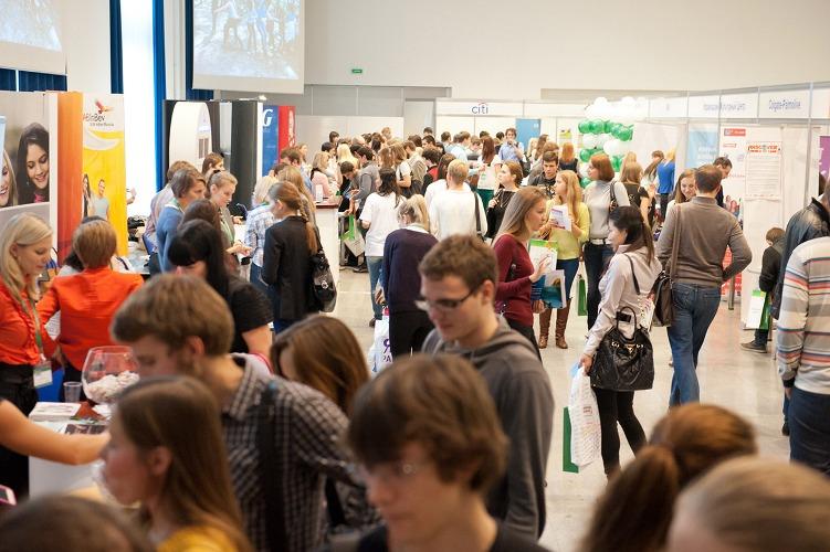Ярмарка вакансий сократила уровень безработицы Брянска в полтора раза