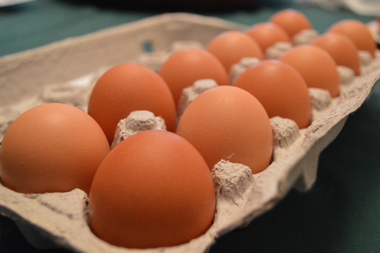 Цена на яйца в Брянской области выросла на четверть за год