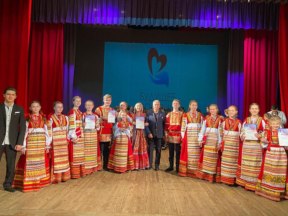 Фольклорныйансамбль «Зарянка» из Брянска стал лауреатом нацпремии «Будущее России»