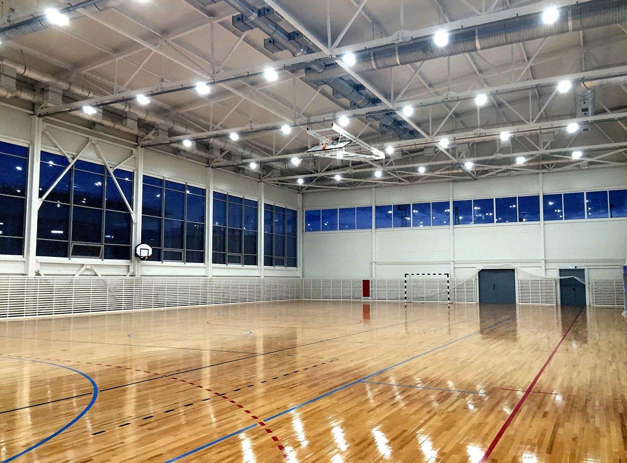 Еще три спортивных объекта будут построены в Брянске