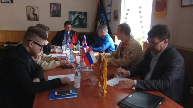 В Брянске прошло заседание регионального штаба Юнармии
