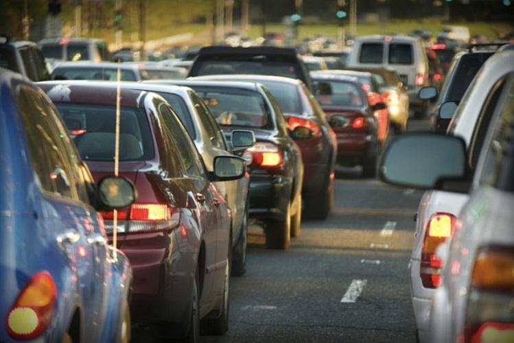 Водителей предупредили о заторах на подъезде к Брянску