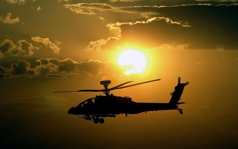 В Сирии разбился российский вертолет — погибли два пилота