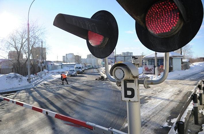 В Брянске частично закроют железнодорожный переезд 2 и 3 марта