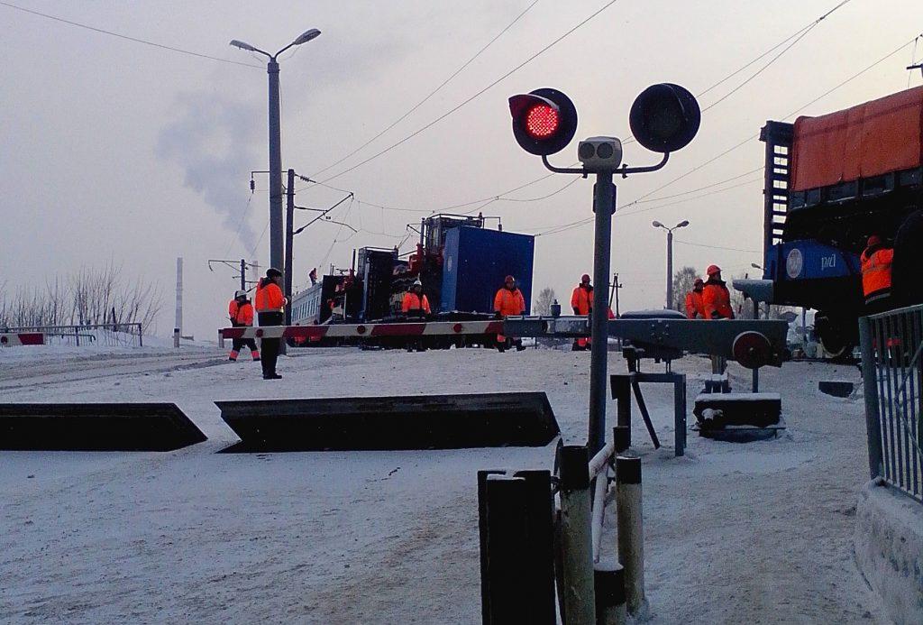В Брянске 3 марта частично закроют переезд на улице Почтовой