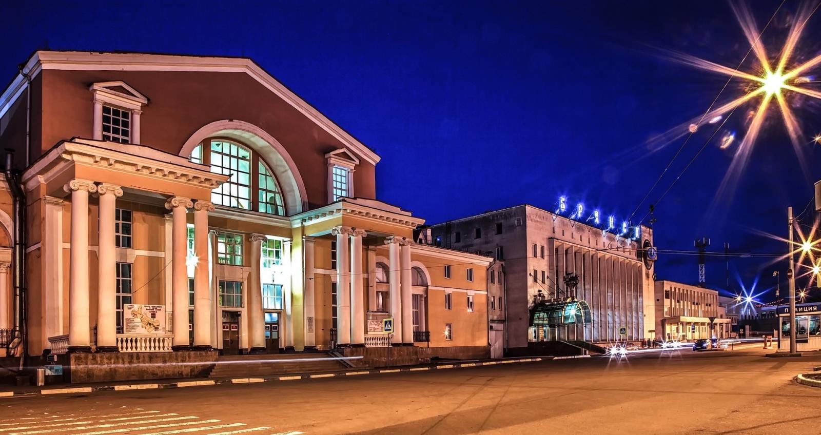 Опубликовано расписание автобусов через вокзал Брянск-I