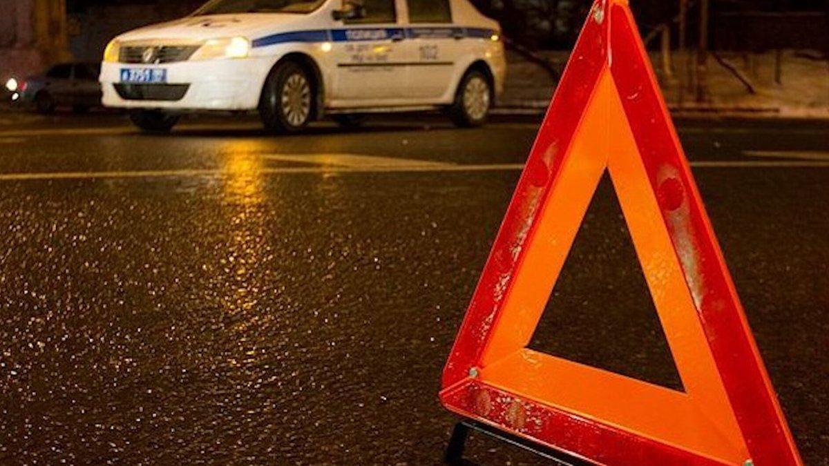 На улице Урицкого в Брянске водитель устроил ДТП и скрылся