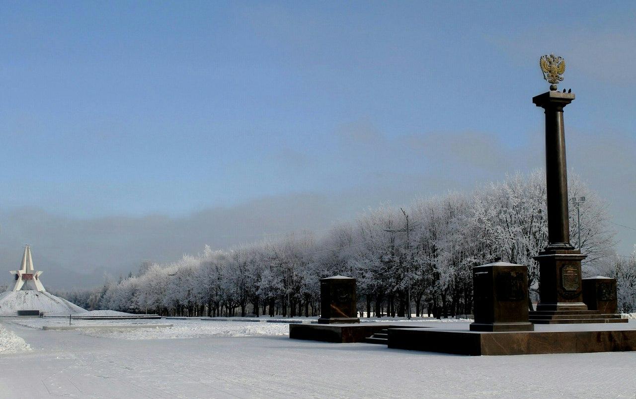 В Брянске ожидается сильный ветер и гололед 25 декабря