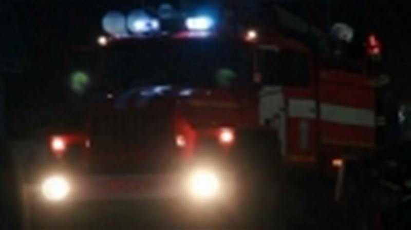 Ночью в Злынковском районе сгорели жилой дом и сарай