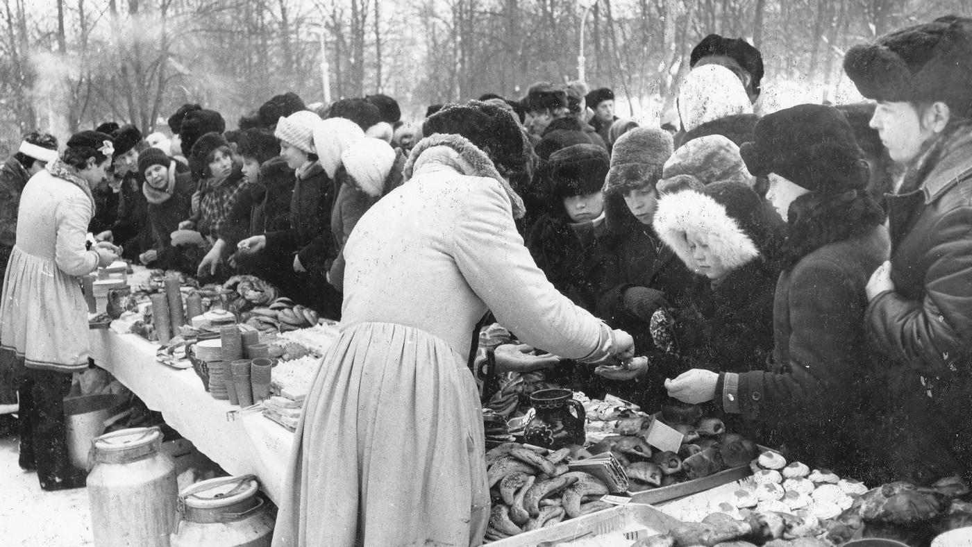 В Брянске опубликовали фильм о праздновании Масленицы 43-летней давности