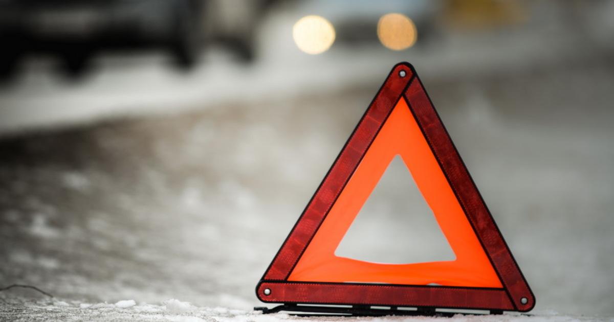 В Брянске на Авиационной произошло ДТП с участием двух автомобилей