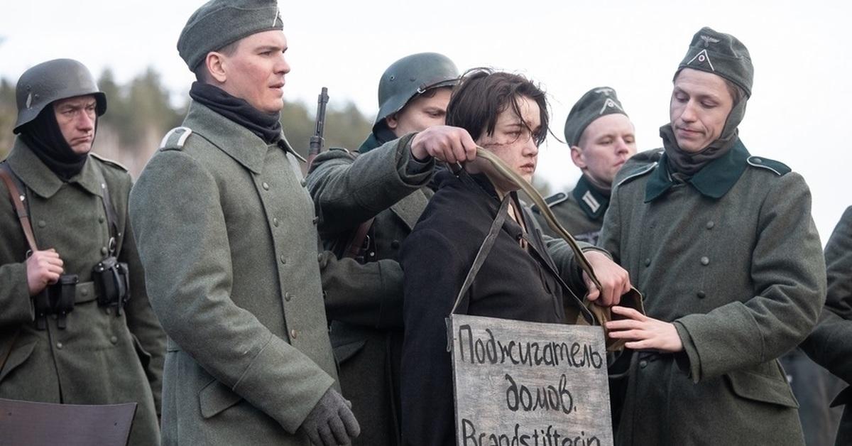 Исторический фильм «Зоя» посмотрели жители Брянска