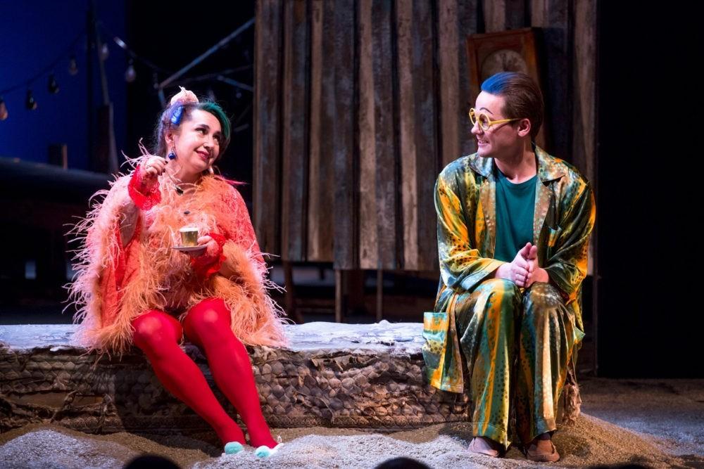 Брянский драмтеатр 31 января приглашает жителей города на премьеру