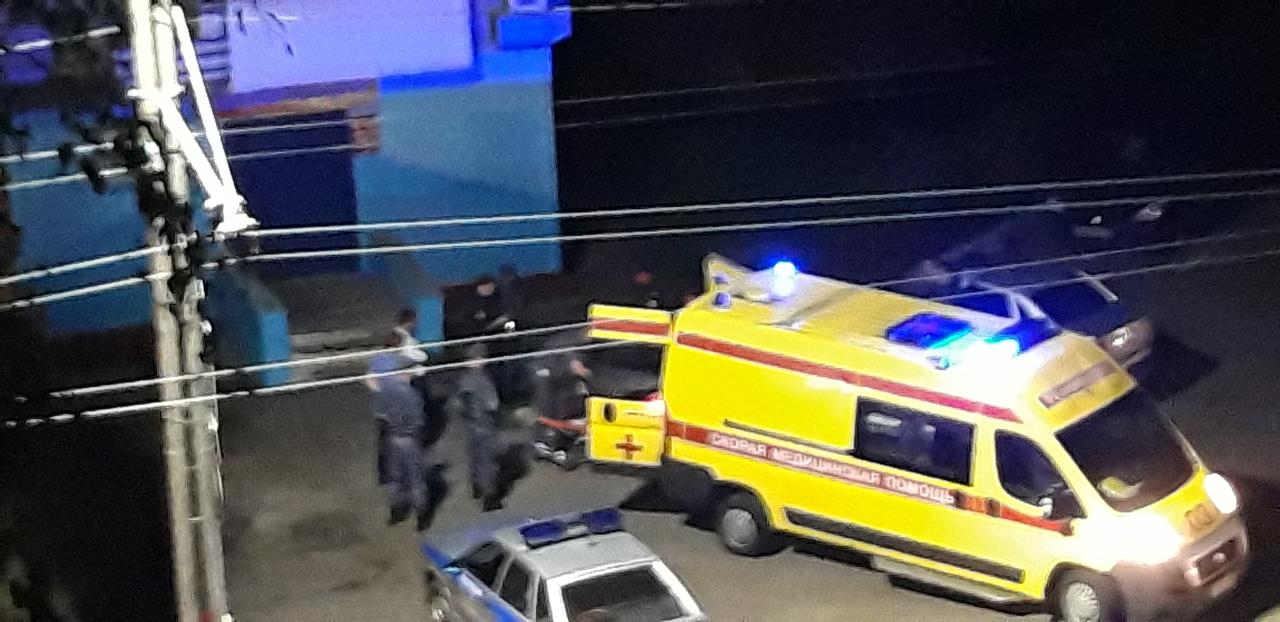 В Брянске в поножовщине на Костычева ранили мужчину