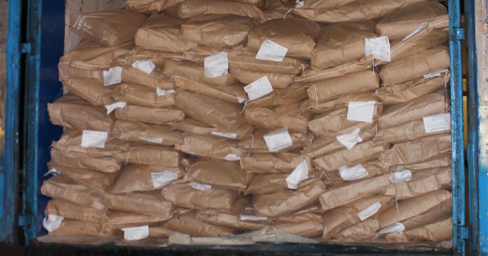 20 тонн сухого молока вернули в Беларусь