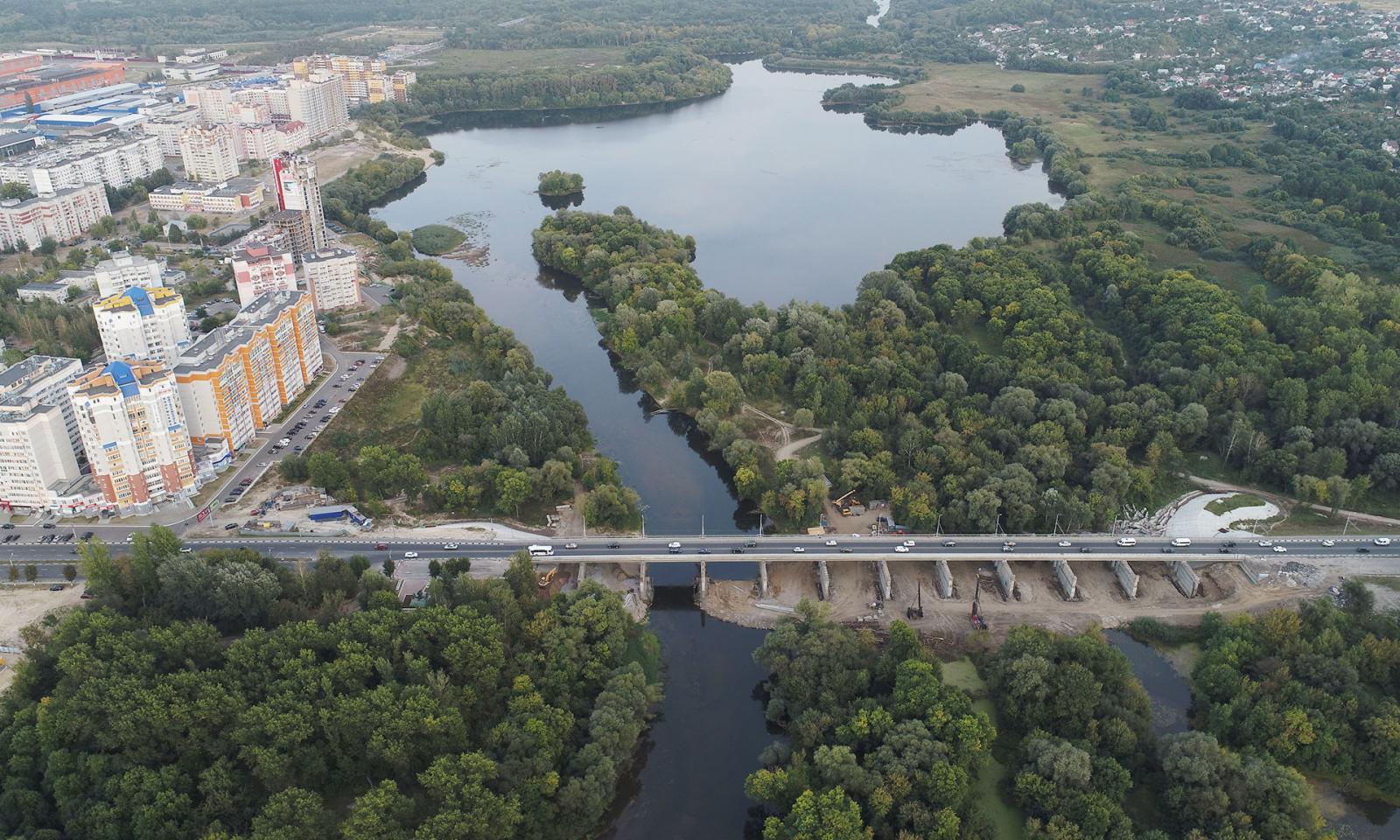 Разрушающийся Первомайский мост шокировал брянцев