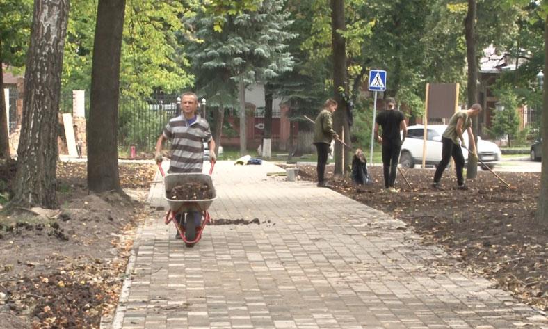62 общественных пространства преобразят в Брянской области