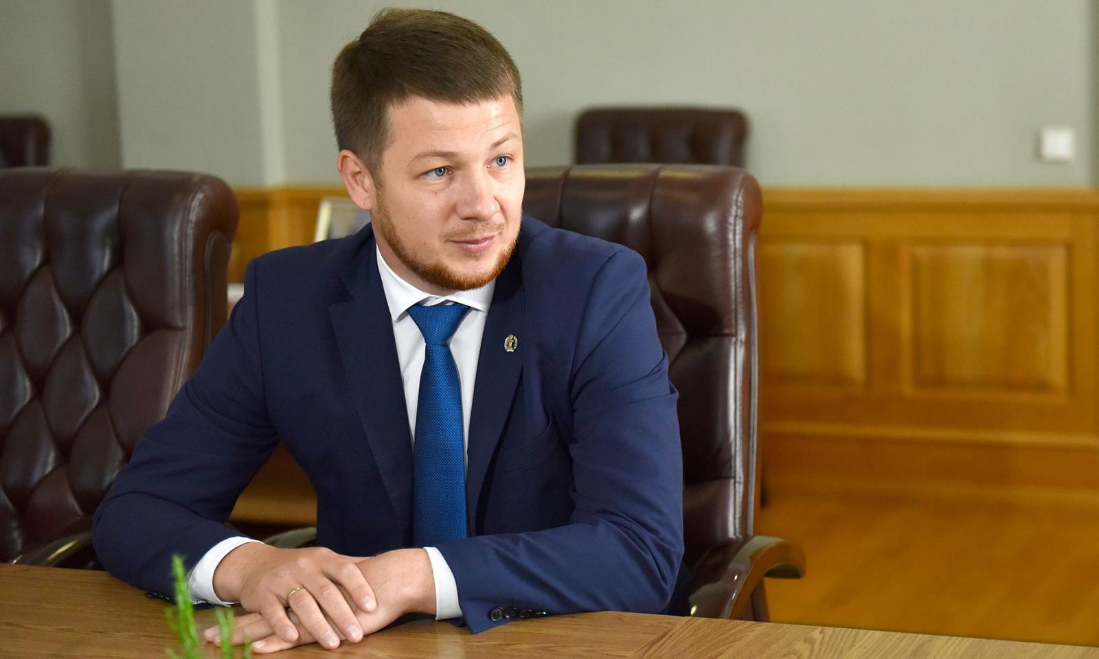 В Брянске прошла рабочая встреча губернатора с президентом Адвокатской палаты региона