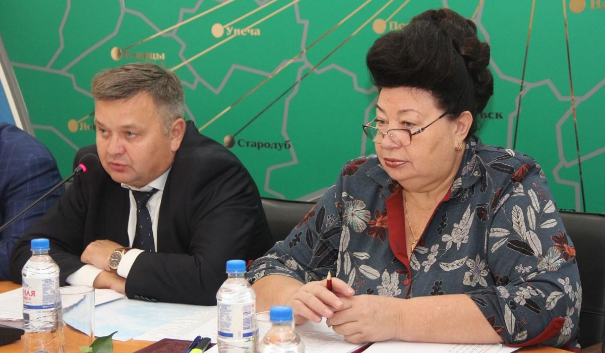 В Брянске прошло заседание совместной рабочей группы посотрудничеству с республикой Беларусь