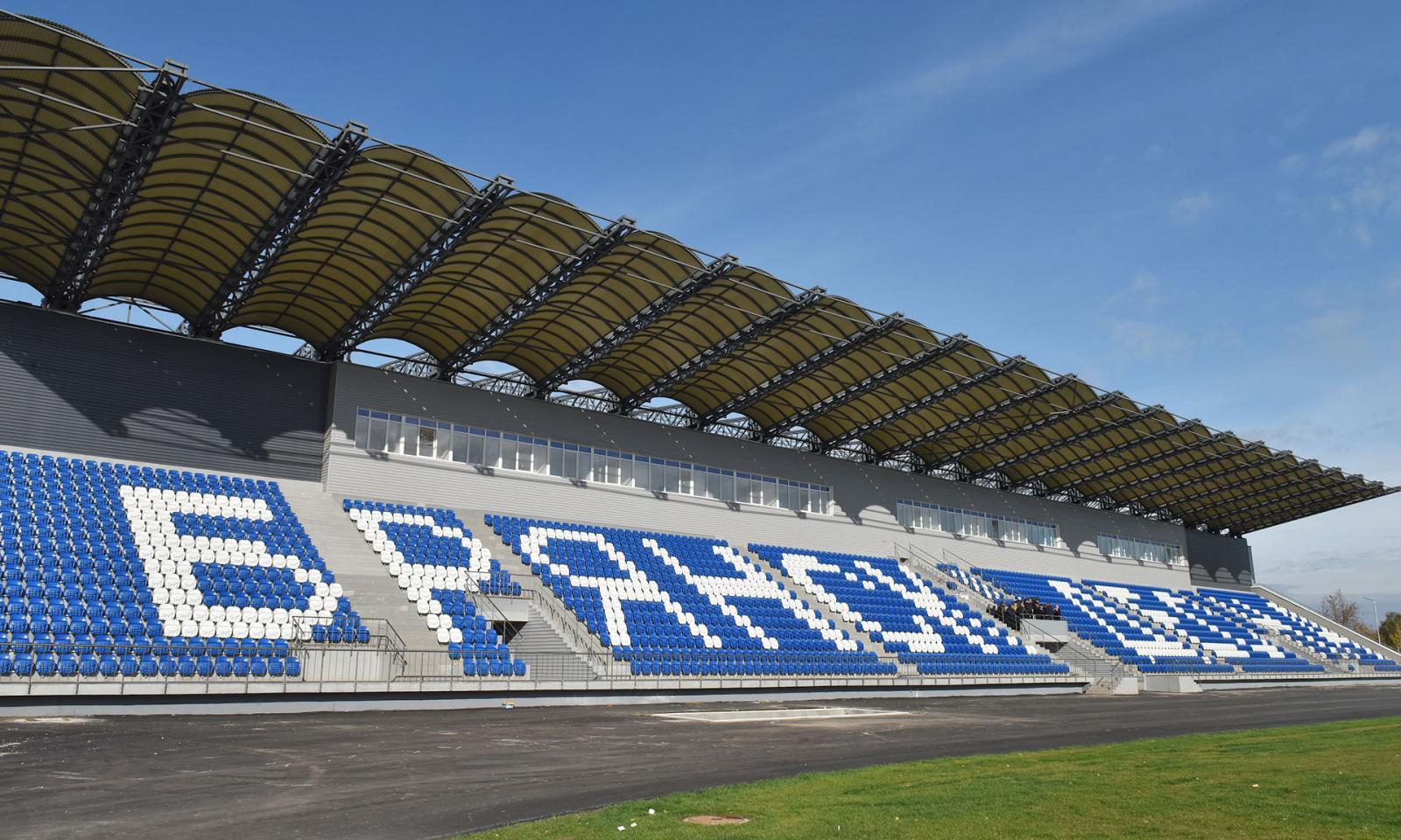 Стадион «Десна» в Брянске качественно изменится