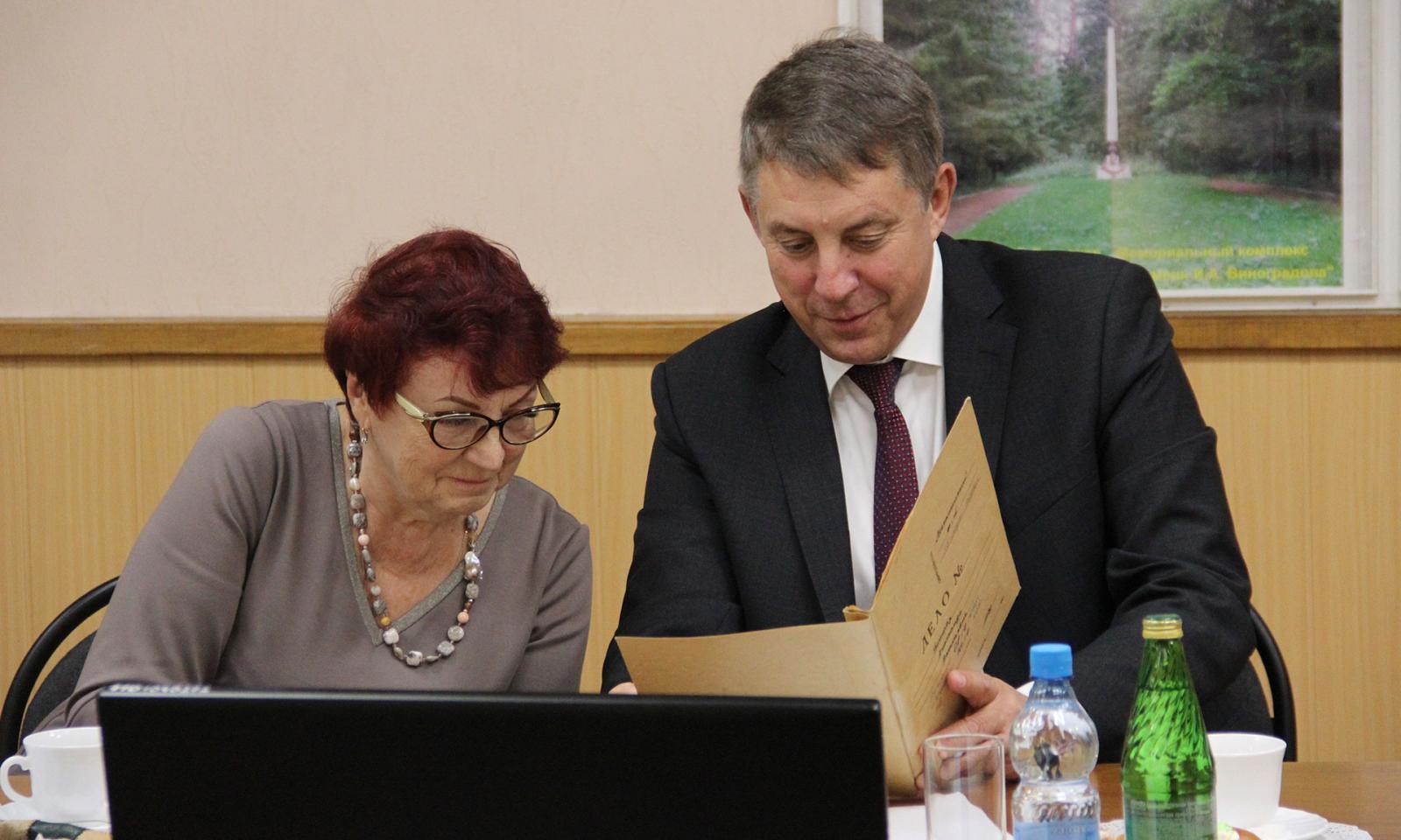 День учителя Александр Богомаз провел в БГИТУ