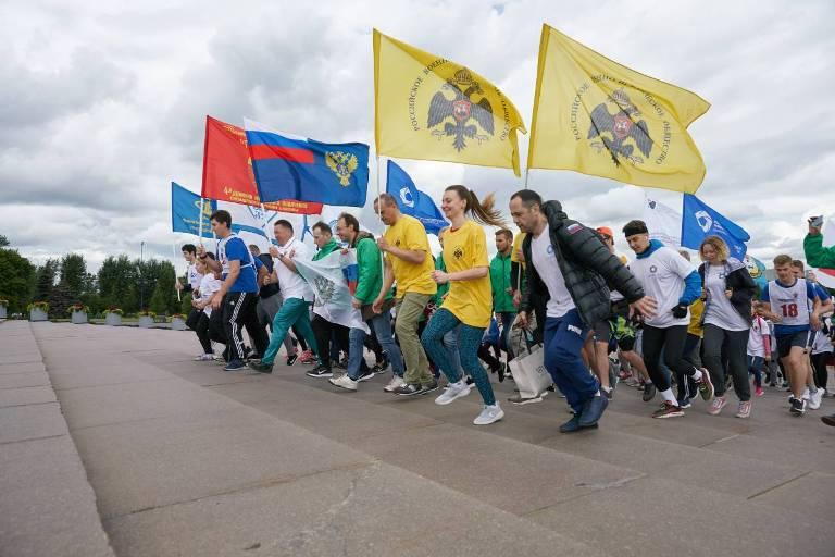 Через Брянскую область пройдет военно-патриотический марафон