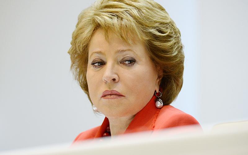 Умер супруг Валентины Матвиенко