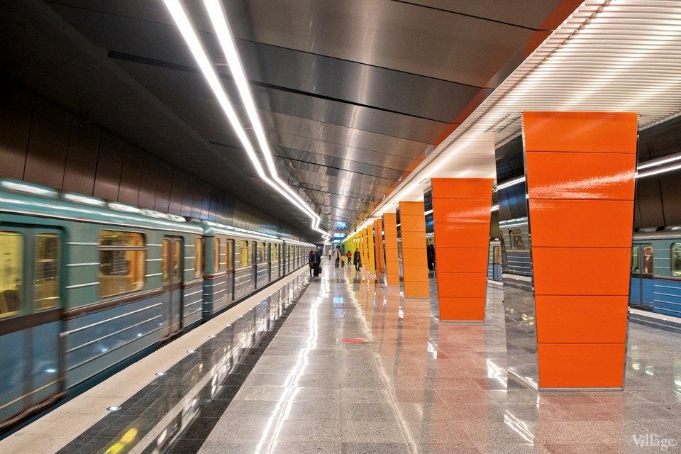 ВМоскве открылось семь новых станций метро