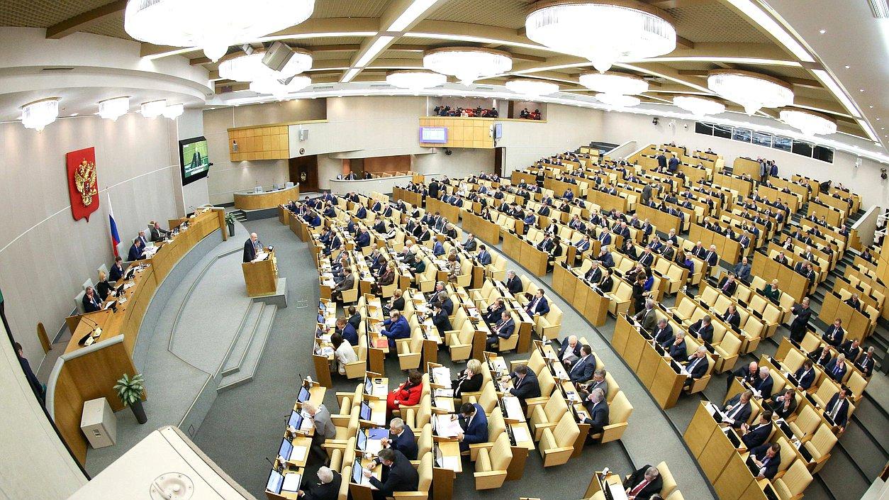 В Госдуму поступилоболее 100 поправок кпенсионным реформам