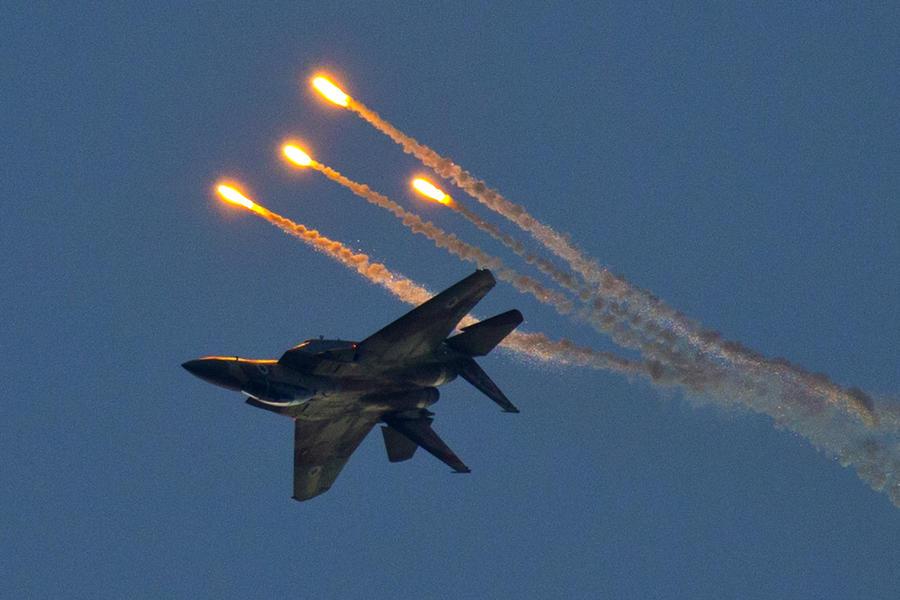 Израиль передал России информацию о сбитом Ил-20
