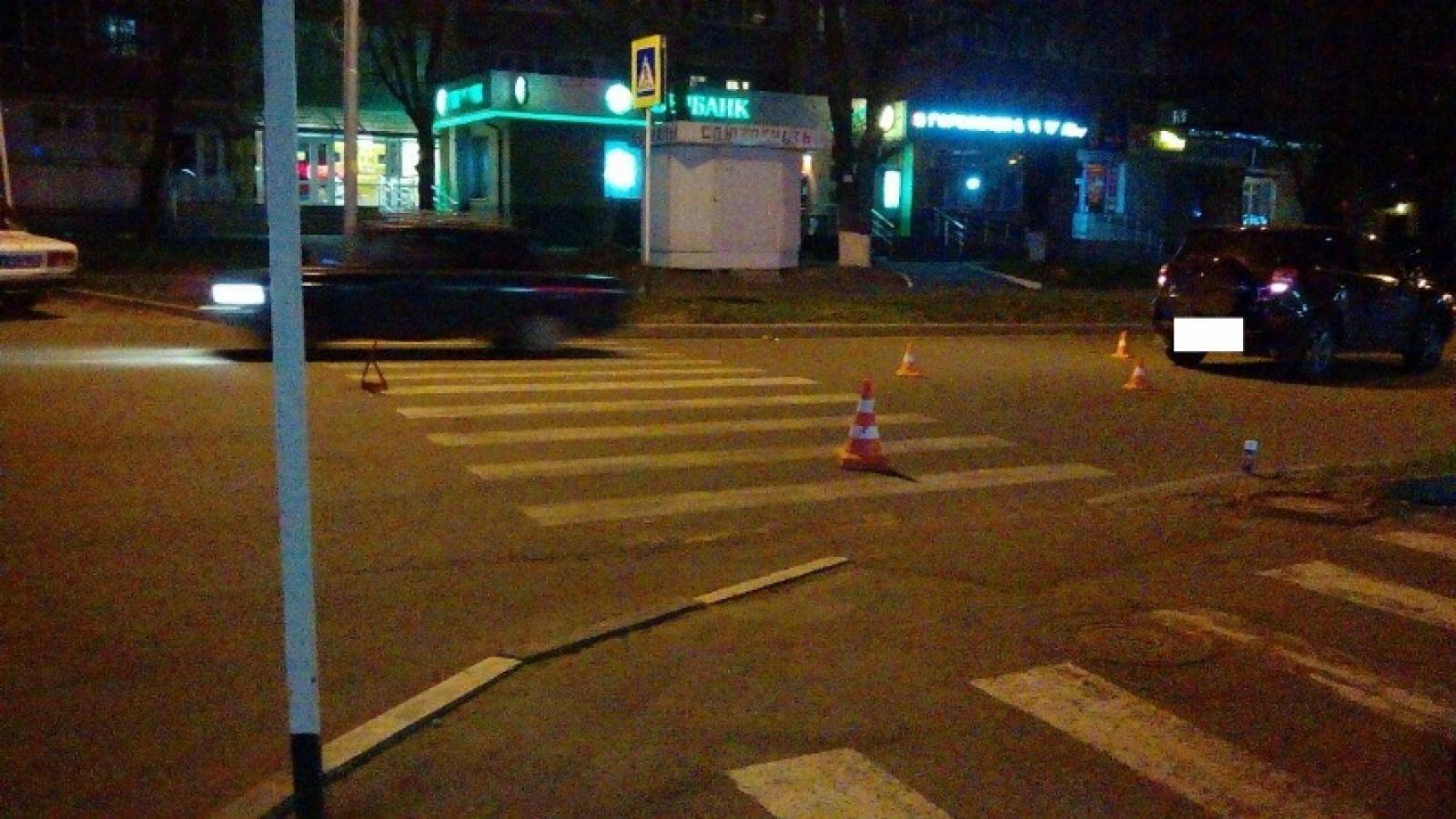 Задержан таксист сбивший двух пешеходов