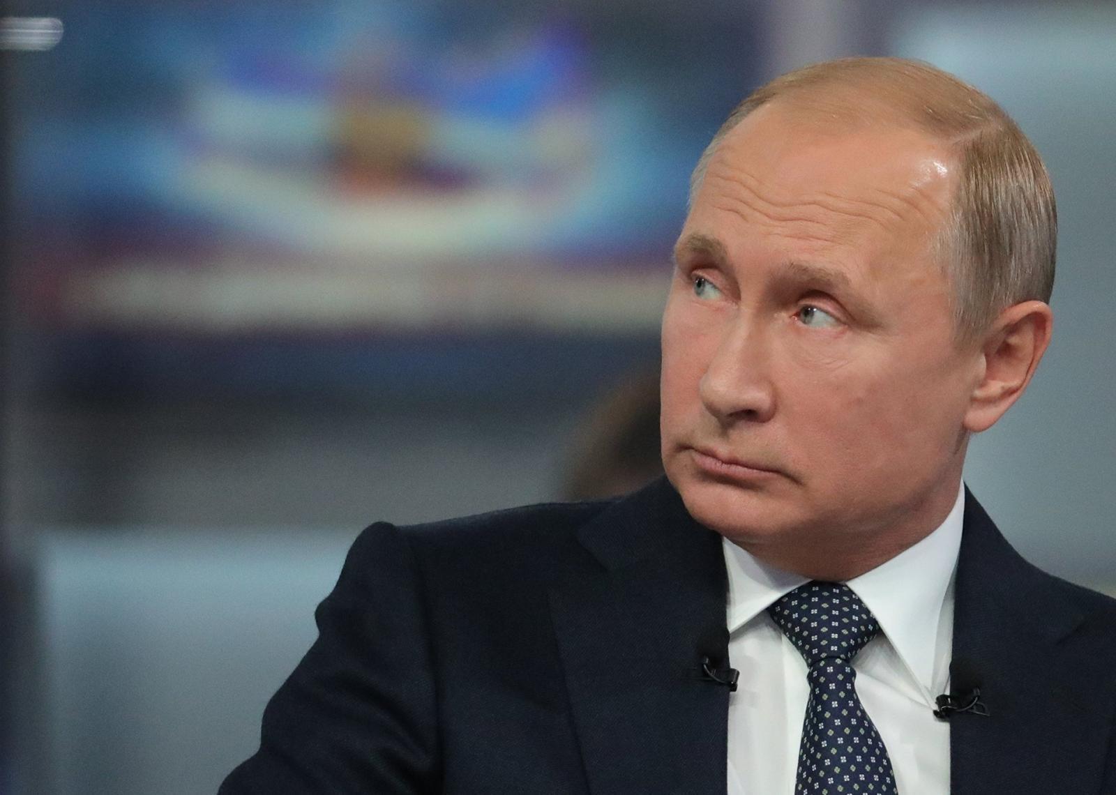 Подонок и предатель: Путин высказался о Скрипале