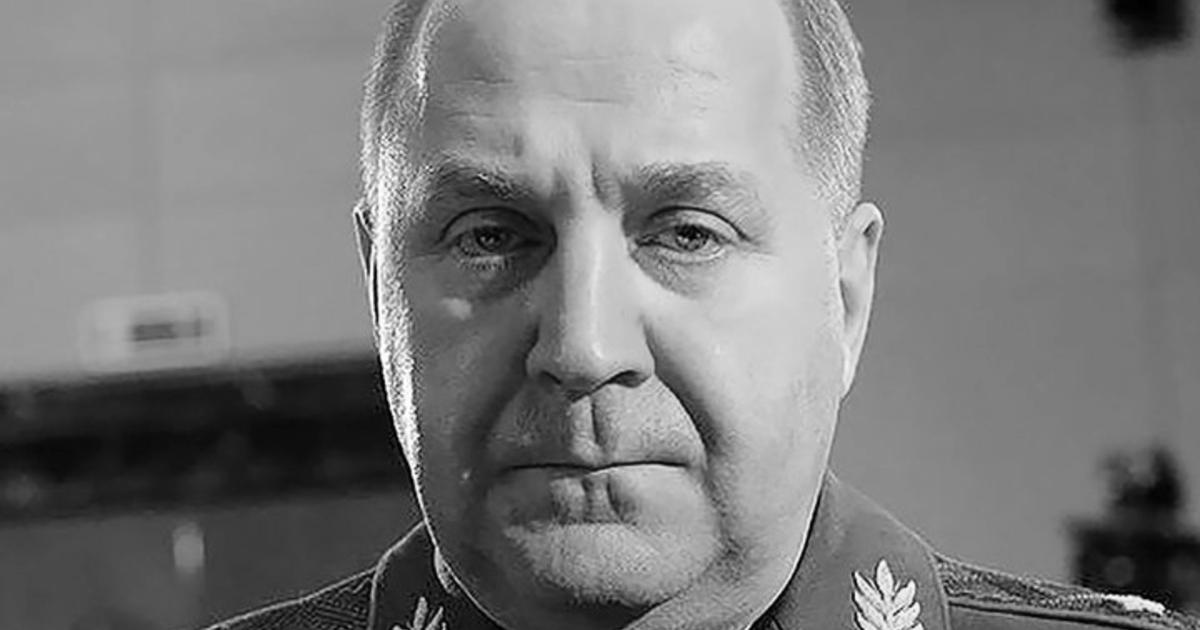 Умер глава ГРУ Игорь Коробов