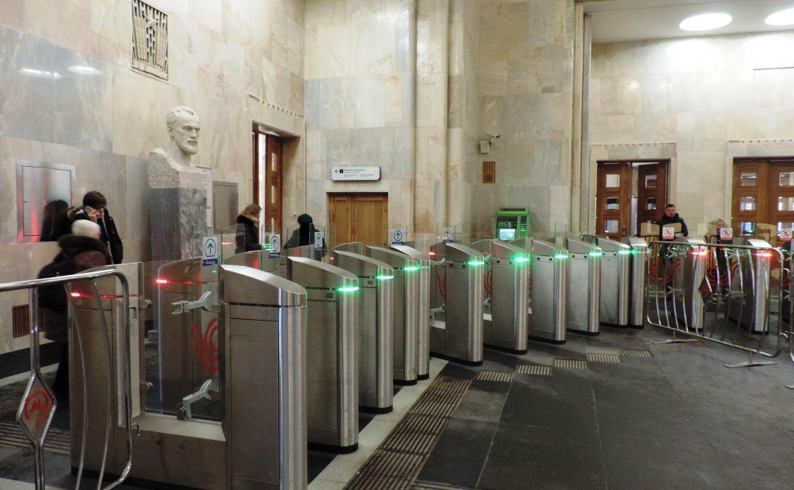 Московский метрополитен готовится к новой билетной системе