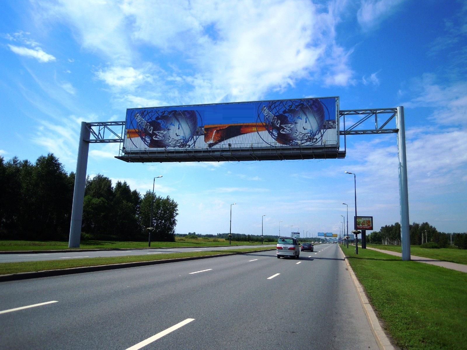 В Брянске рекламные щиты отодвинут отпроезжей части