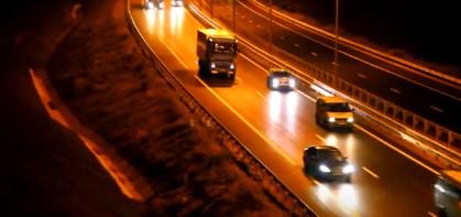 Крымский мост открыли длягрузовиков