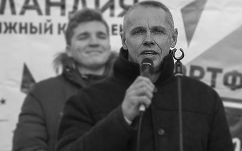 ВБрянске погиб директор парка «Лапландия» Владимир Лапонов