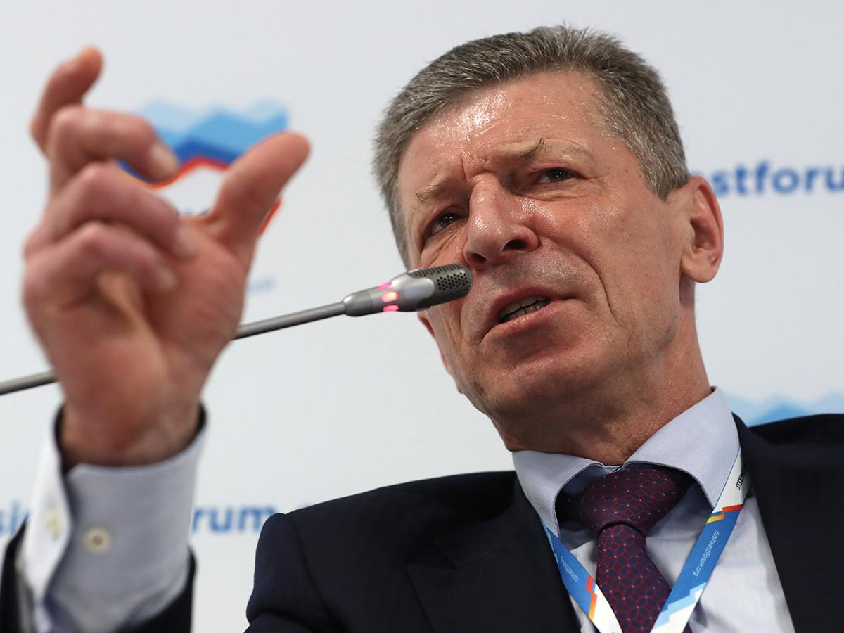 Козак: вРоссии заморозили цены нанефтепродукты