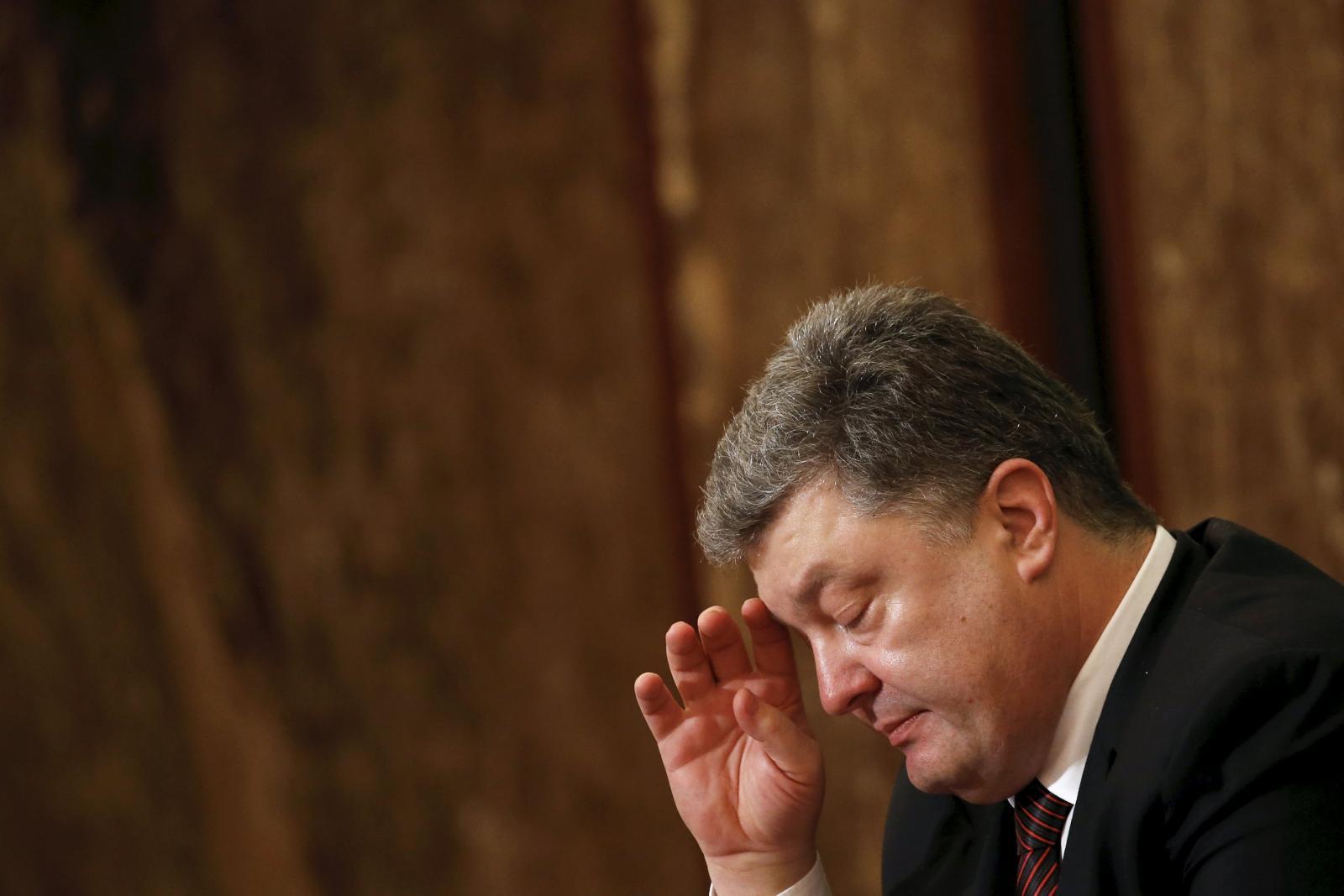 """Порошенко """"убит"""" Яндексом 11 декабря"""