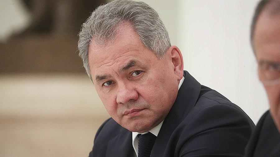 Шойгу предложил построить вСибири крупный финансово-промышленный центр