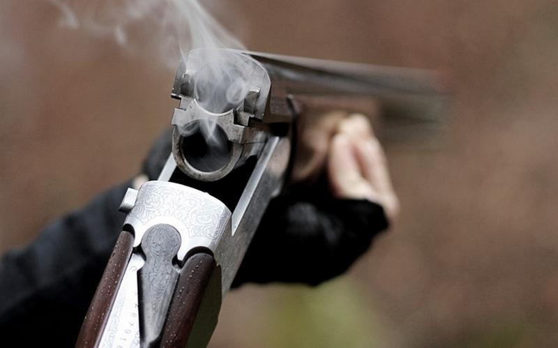 Школьник выстрелил в мужчинуиз ракетницы