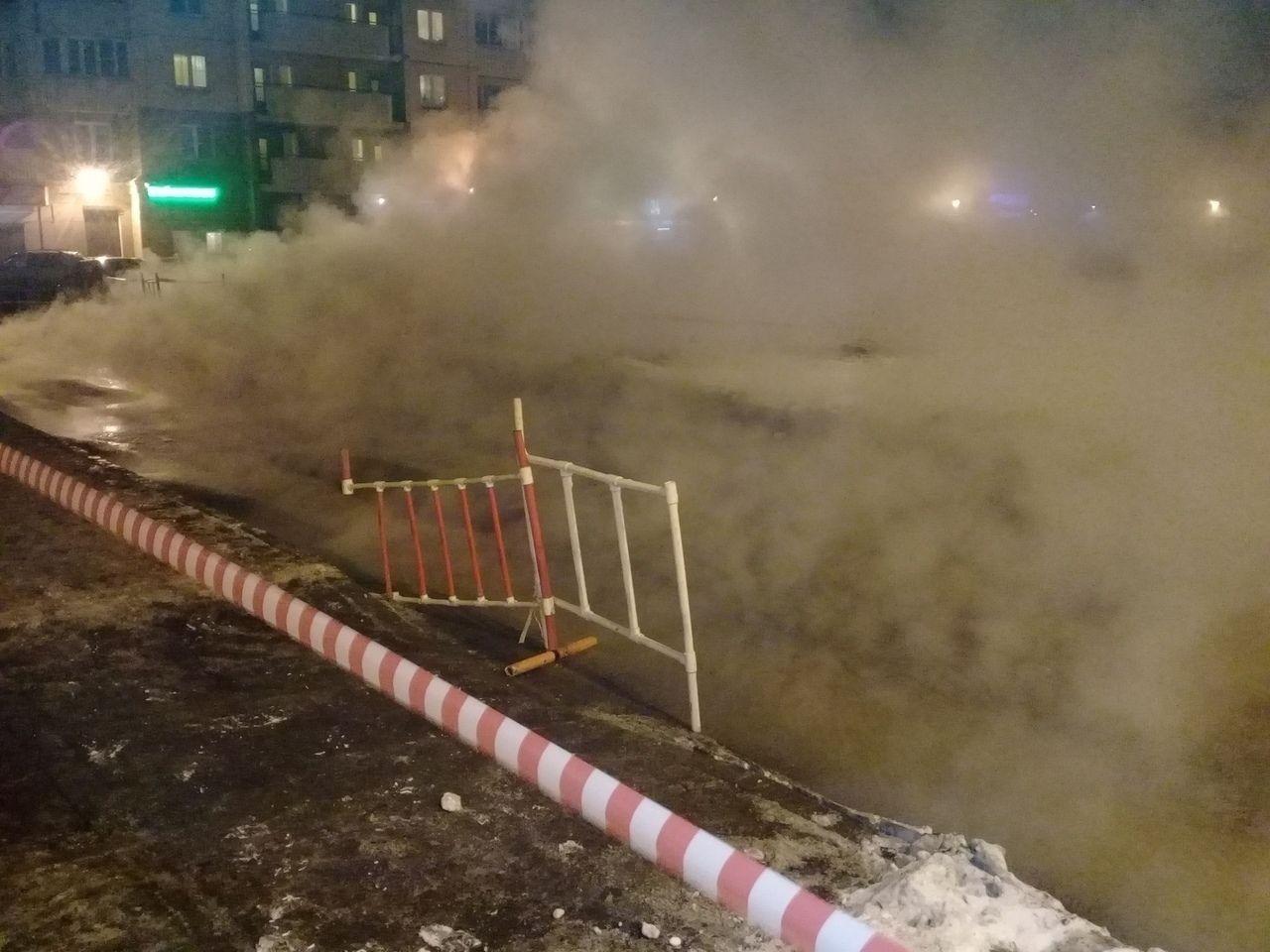 Жители улицы Тельмана остались без тепла