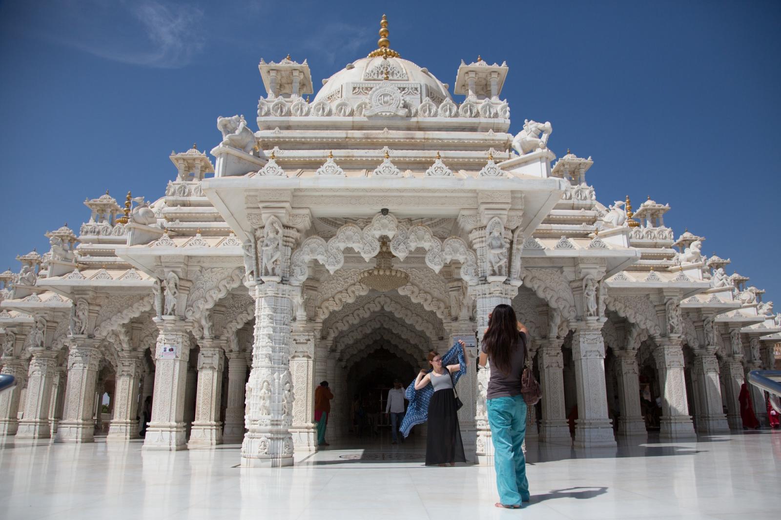 Россиянку изнасиловали возле храма в Индии