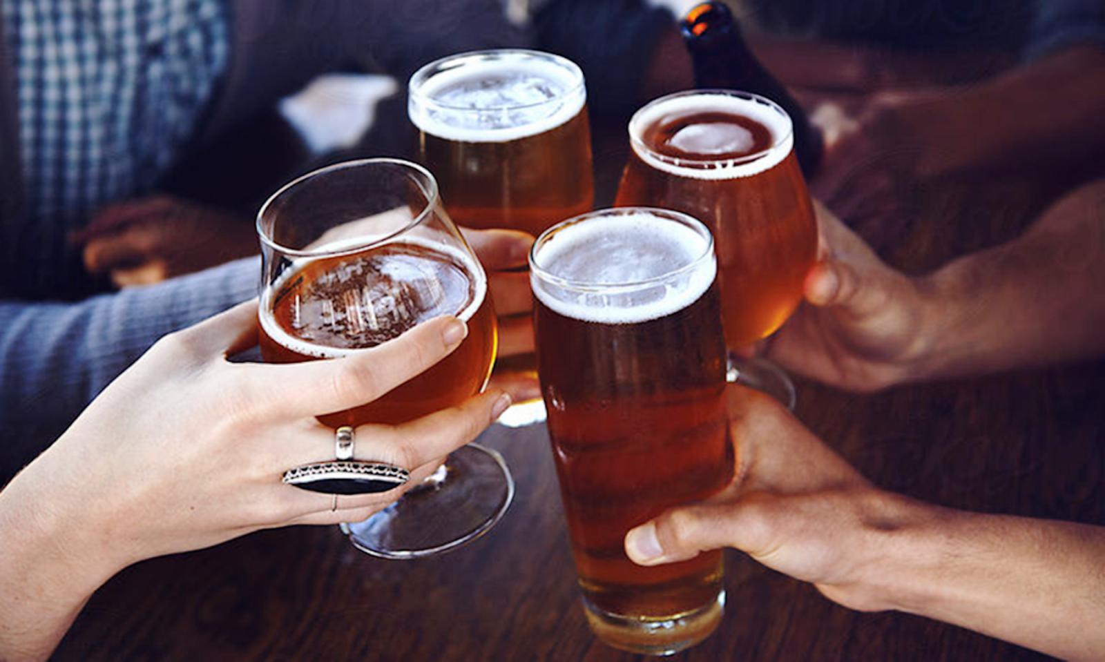 Искали и нашли!: оказалось, что пиво полезно