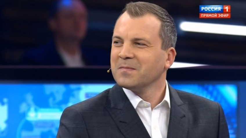 Журналист выгнал украинского эксперта из студии программы «60 минут»